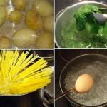 طرز اضافه کردن اب در پخت و پز/نکات خانه داری