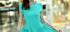 الگوی-لباس-کوتاه-دخترانه-1