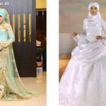 این مدل لباس عروس زیبا واسلامی ازدست ندید