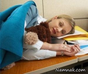 فواید خواب بعد از ظهر/سلامت