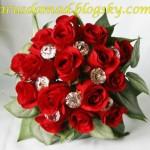 دسته گل عروس!وسایل مورد نیاز عروس