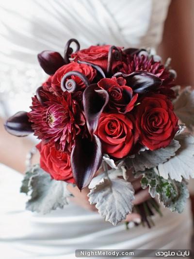 جدیدترین مدل تزیین دسته گل عروس/وسایل مورد نیاز عروس