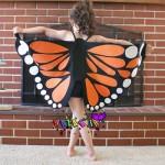 طرز دوخت بال پروانه با پارچه /خیاطی