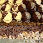 طرز تهیه شیرینی سکه های چنگالی/شیرینی