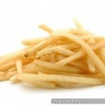 طرز تهیه و ترفند های سرخ کردن سیب زمینی به روش رستورانی/آشپزی