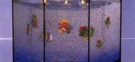 شمع ژلهای پر از حباب