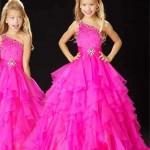 لباس مجلسی دخترانه شیک/مدل لباس