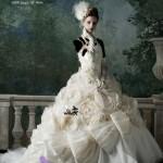 لباس عروس پرنسسی/وسایل موردنیاز عروس
