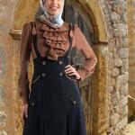 مدل لباس مجلسی اسلامی زنانه/مدل لباس