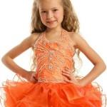 مدل لباس بچه گانه دختر طرح عروسکی/مدل لباس