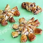 اموزش نان خرما پیچ برای زیبا تر شدن سفره افطار/شیرینی