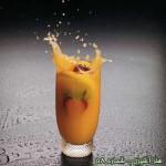 طرز تهیه نوشیدنی پرتغال و نعناع/نوشیدنی