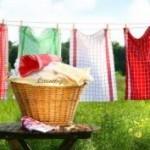 راههای نگهداری و شستوشوی پرده و پوشاک /نکات خانه داری
