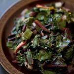 طرز تهیه خوراک چغندر سبز/آشپزی