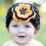 آموزش بافت کلاه پیشی سایز شش تا نه ماهگی/بافتنی
