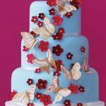 مدل های جدید کیک عروسی/وسایل موردنیاز عروس