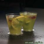 طرز تهیه نوشیدنی گیریپ فروت و خیار/نوشیدنی