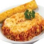 آموزش پیتزای ماكارونی با سبزیجات/اشپزی