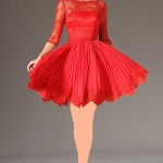 جدیدترین مدل لباس شب/وسایل مورد نیاز عروس