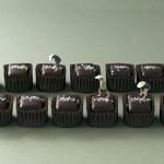 هنرنمایی جالب مینیاتوری خوراکی ها/میوه ارایی