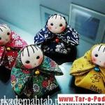 آموزش دوخت  عروسک های زیبا