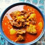 طرز تهیه آبگوشت مرغ/ آشپزی