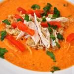 آموزش پخت  سوپ مرغ/ آشپزی