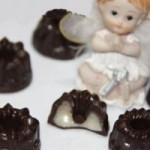 این شکلات های زیبا را در منزلتان درست کنید/شیرینی مخصوص عید