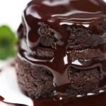 طرز تهیه سوفله شکلات/دسر