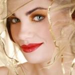 آموزش یک نوع آرایش شیک /آرایش وزیبایی