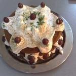 دستور پخت کیک جنگل سیاه/شیرینی