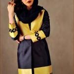مدل های زیبای مانتو ایرانی آپامه /مدل لباس