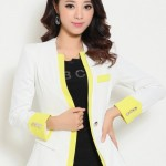 مدل های جدید کت سفید دخترانه,ساده و شیک/مدل لباس