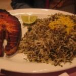 آموزش سبزی پلو با ماهی ویژه، مخصوص روز عید/آشپزی