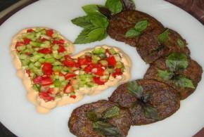 آموزش انواع کتلت /آشپزی