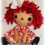الگوهای دوخت عروسک با پارچه های نرم/عروسک
