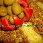 طرز تهیه  ونوشک پلو ( ( غذای محلی کرمانشاه / غذای محلی