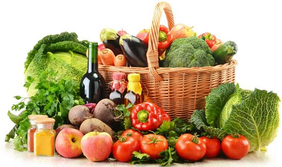 این میوهها و صیفیجات را با پوست بخورید /سلامت