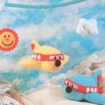 آموزش بافت هواپیما اسباب بازی قسمت دوم/ بافتنی