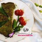 طرز تهیه کوکوی باقالی/آشپزی