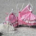 آموزش ساخت عروسکهای زیبا با دستمال کاغذی /عروسک