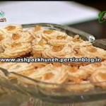 آموزش  پخت شیرینی نسکافه ای/ شیرینی مخصوص عید