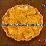 آموزش  یک نوع شیرینی خوشمزه/ شیرینی مخصوص عید