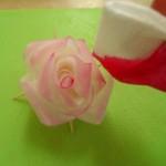 روش درست کردن  ترب و هویج به شکل گل رز/سفره آرایی