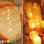 آموزش  جاشمعی با تور  /شمع سازی