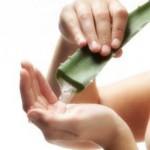 چگونگی استفاده از آلوئه ورا برای پوست /گیاهان دارویی