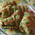 آموزش پن کیک حصیری /آشپزی
