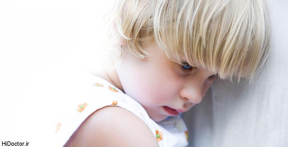اطفال کم رو را دریابید/روانشناسی