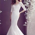 بهترین لباس عروس برای هیکل ساعت شنی/وسایل مورد نیاز عروس