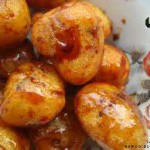 طرز تهیه لقیمات /شیرینی مخصوص ماه رمضان